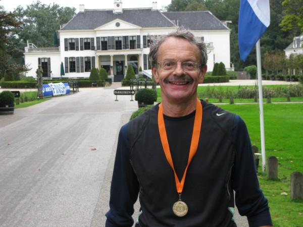 Jos Hopman, met 419 Marathons.