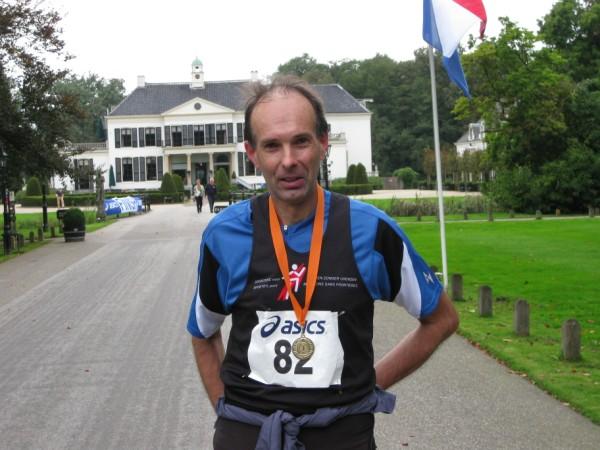 Jan Verhaegen, met 99 Marathons.