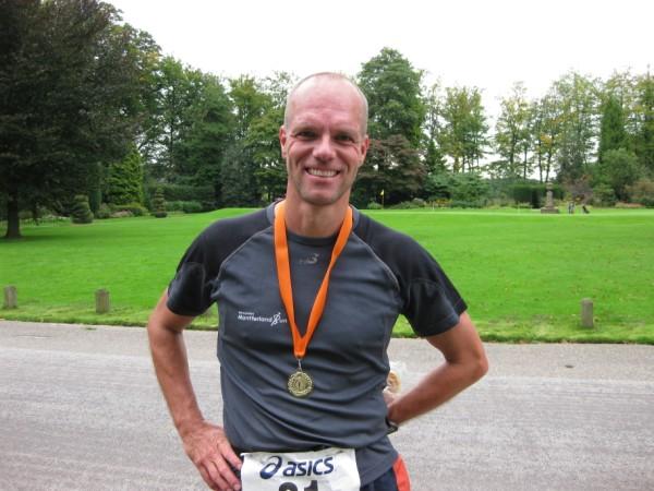 Wouter Rouwhorst, met 27 Marathons.