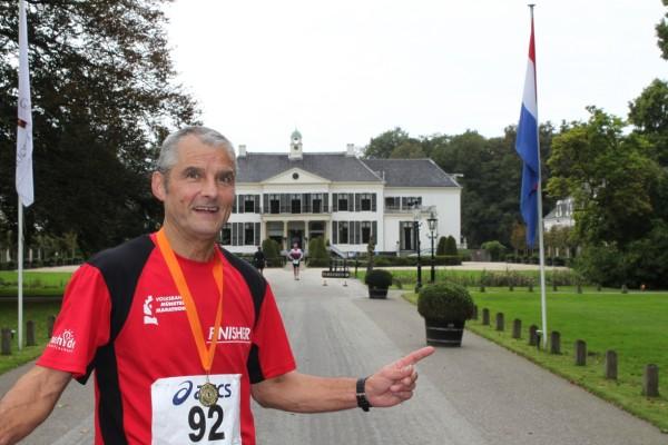 Juergen Lehman (D), met 24 Marathons.