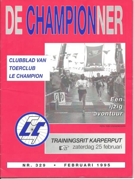 Trimloopseizoen 1993-1994