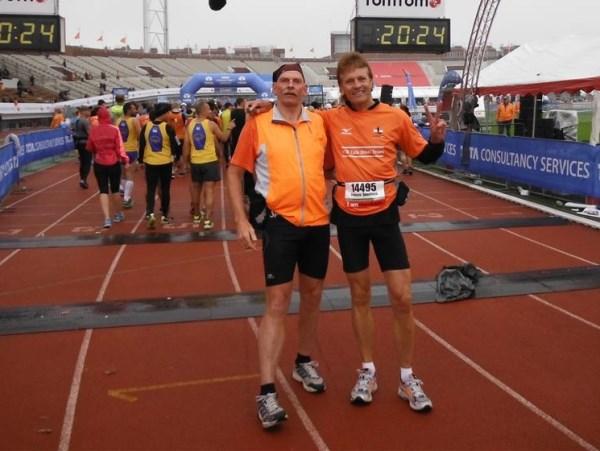 19 En Willem Muetze (zie ook de zwemparty na de Bosbaan Marathon 2012 en 2013)