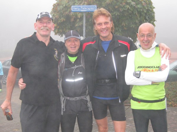 Willem Muetze, Micha Havreluk, Francis Spoelstra, Jacques Vandewal