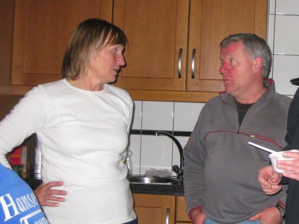 36 Nadja & Ger Wijenberg bedankt voor de soep en gastvrijheid!