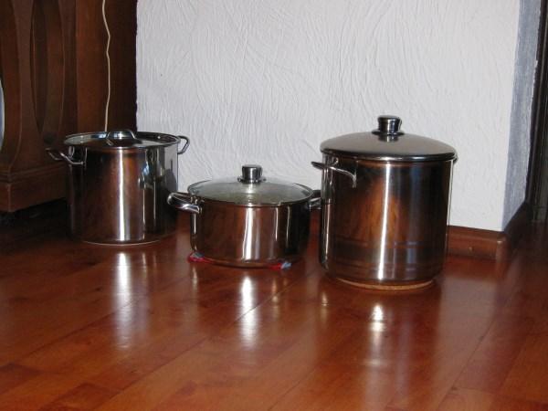 8 De soep staat klaar