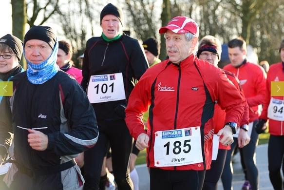 16 Links Micha Havreluk, organisator van de LPM Marathon in Genk