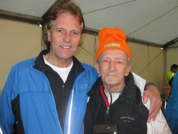 2 Weltmeister Horst Preisler, ein süßer Mann und einzigartige Sportler.
