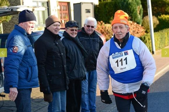 38 Horst Preisler 1800+ Marathons