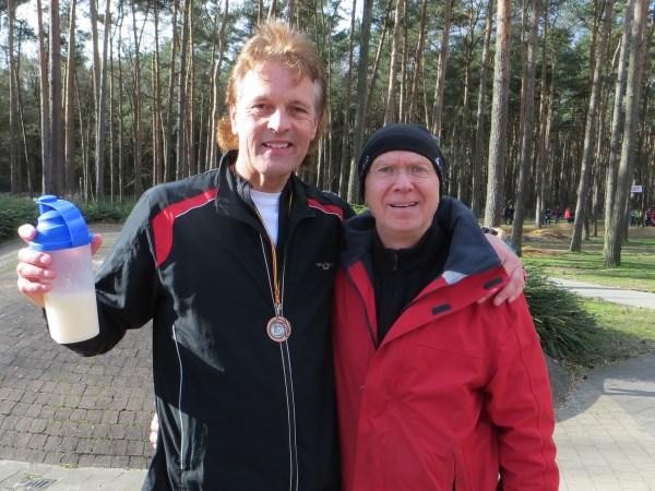 6 Ondanks de omstandigheden weer een zeer geslaagde editie van de LPM Marathon. Micha proficiat en bedankt!