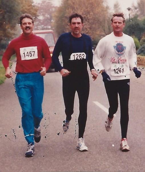 Francis Spoelstra, Rob de Meij, Paul