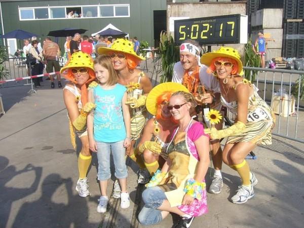 Oranje team