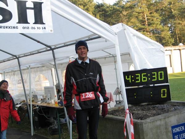 LPM Marathon finish