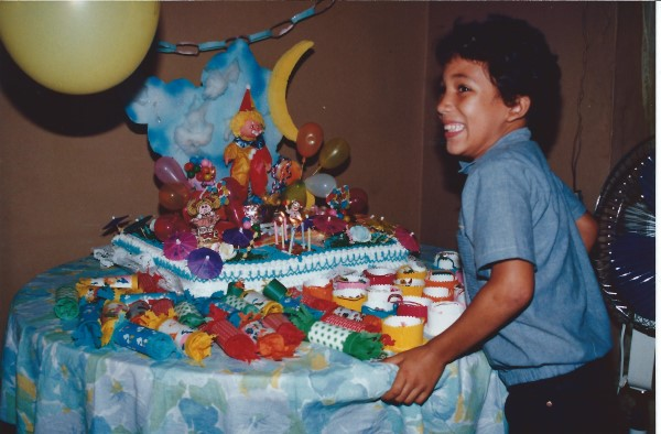 Eduardo Soriano wordt 7 jaar