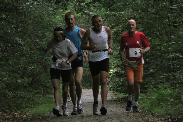Ineke Scheffer, Francis Spoelstra, Gijs Honing, Willem Kramer
