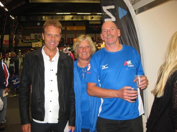Francis Spoelstra, Annemrie Hosli, Willem Muetze