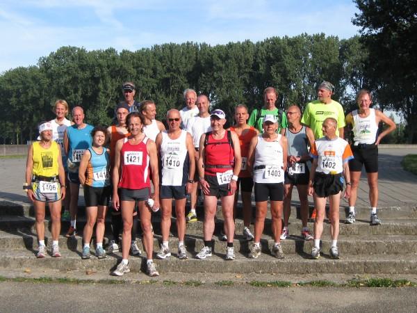 Vrienden Bedankt Marathon