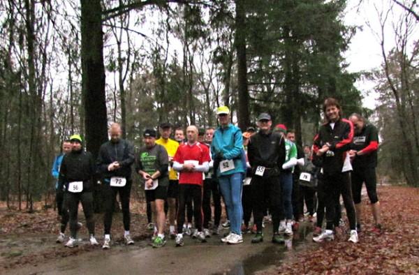 2012, 23 december, Rendierjager Kerst Ulra Marathon, Bennie de Vries, Sjoers Slaaf, Johann Spieker, Francis Spoelstra, Hans Buis, Gijs Honing, Rik Plakke