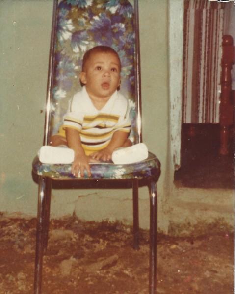 Ed Soriano 6 maanden oud