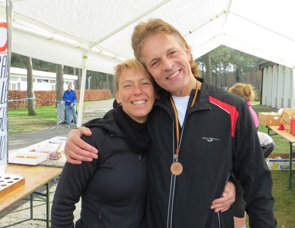 2014, 16 februari, LPM Marathon, Genk, zie verslag, Vanessa Henneman