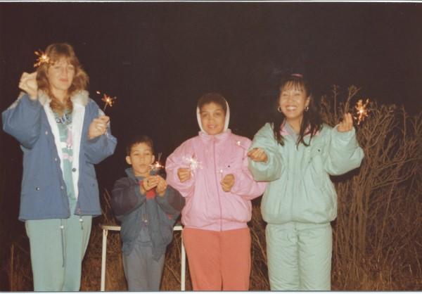 Jannet, Eduardo Soriano, mama, May