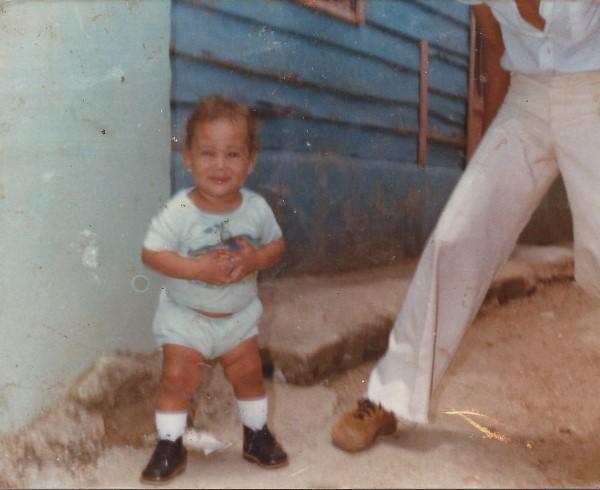 Ed Soriano 9 maanden oud