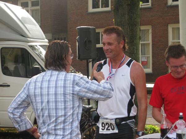 Beekse Marathon interview