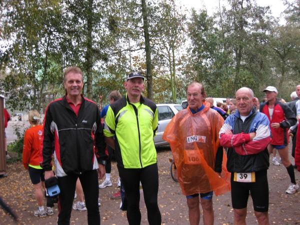 Francis Spoelstra, Willem Muetze, Hans Kleinekoort, Ben Mol
