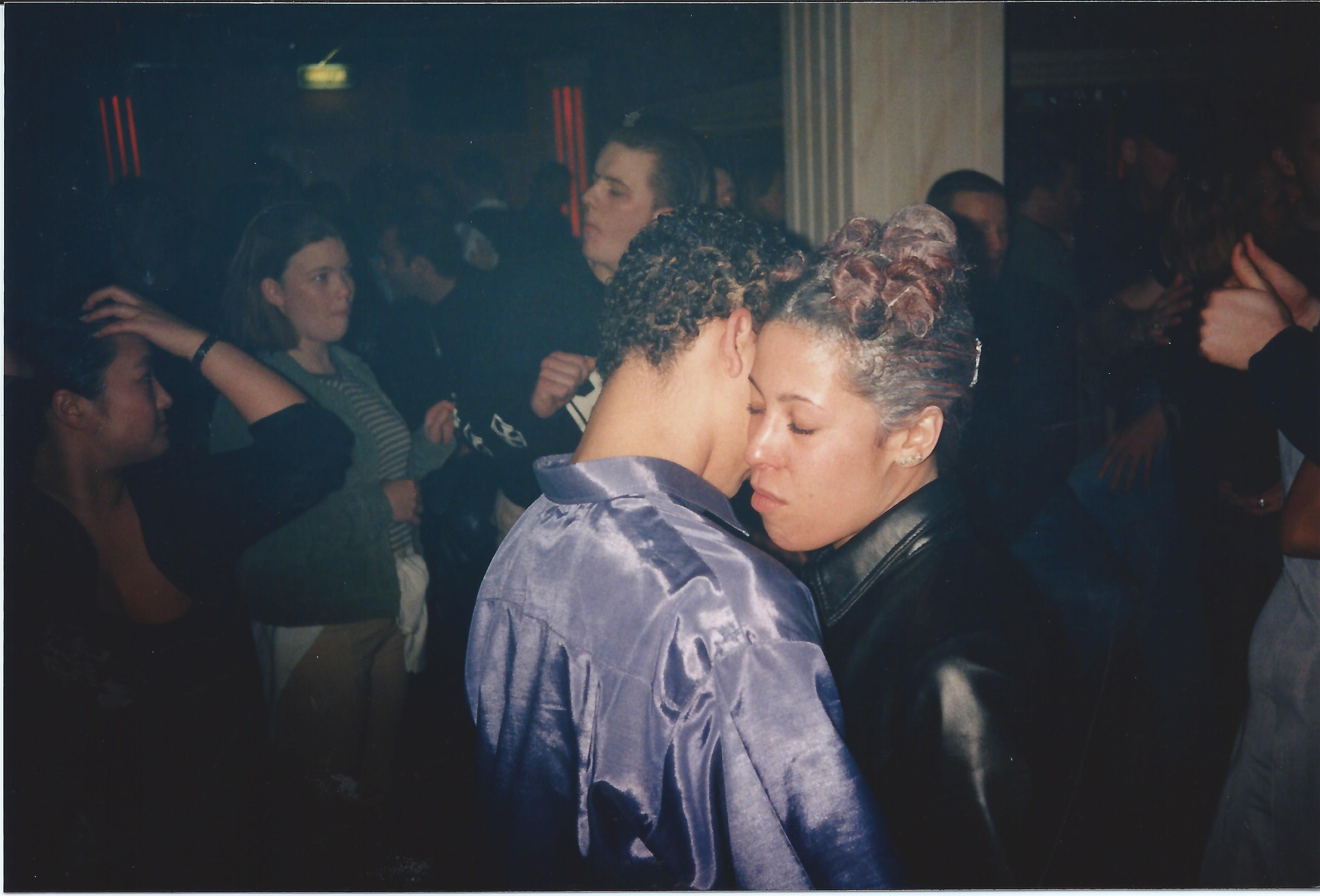 Ed mag mee naar oudejaarsfeest 1996 in de Lexion