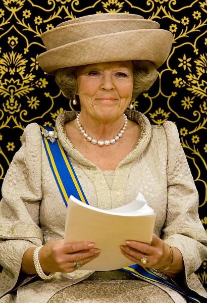 Koningin Beatrix gaf Ed Soriano zijn Nederlandse Paspoort