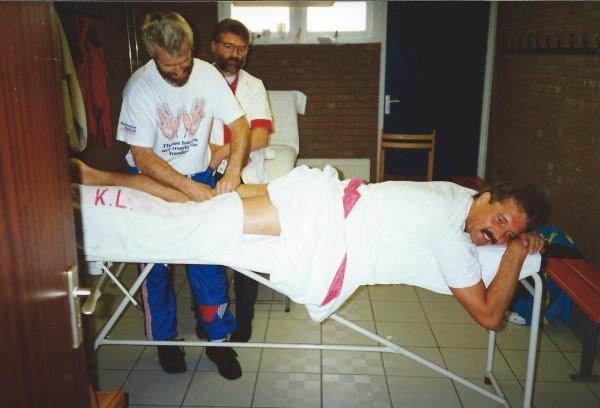Eemmeerloop Klazinaveen 50km, massage