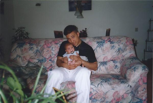 Jasmine Soriano, de eerste dochter van Ed Soriano