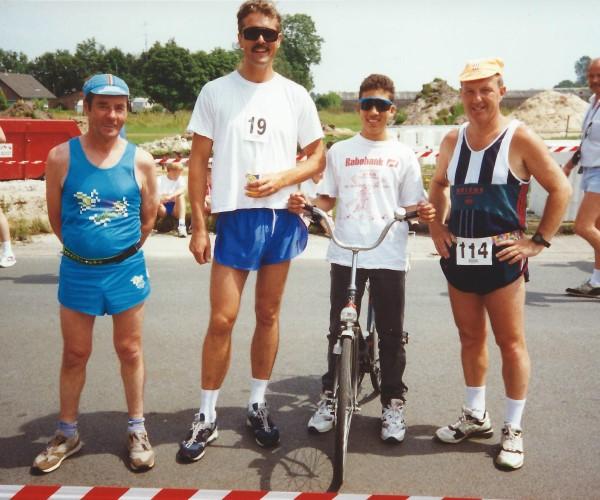 Huug Langelaan, Ed Soriano, Ben Mol