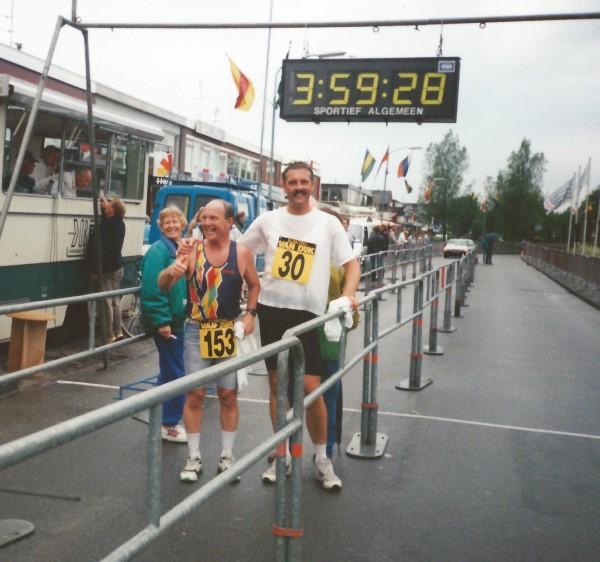 Klazinaveen 1994, 21 mei, finish