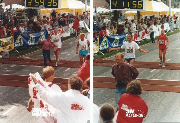 Leiden Marathon 1995