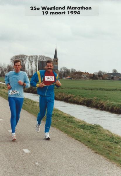Westland Marathon 1994, 19 maart
