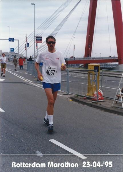 Rotterdam Marathon 1995