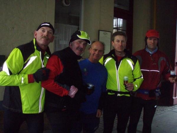 111. Van links: Willem Muetze, Brian Mills(GB), Günter Meinhold(D)