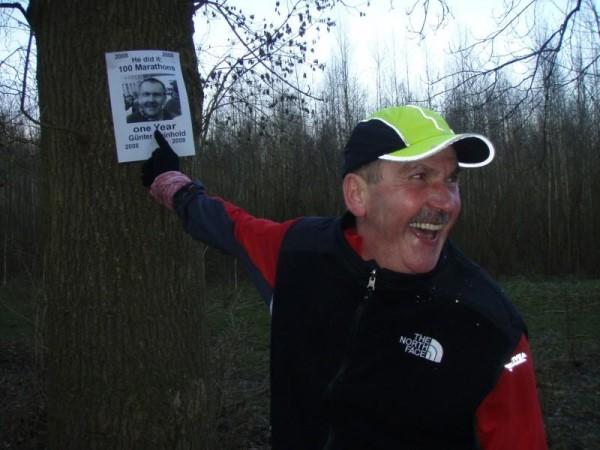 149. Günter Meinhold ontdekt zichzelf op de boom, 100 marathons in 1 jaar!